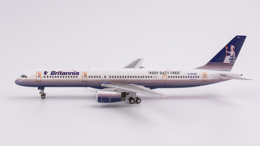 Britannia Airways - Boeing 757-200 (NG Models 1:400)