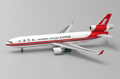 Shanghai Airlines Cargo - McDonnell Douglas MD-11(F) (JC Wings 1:400)