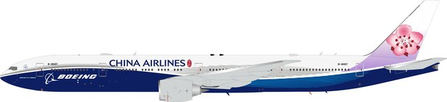 China Airlines - Boeing 777-300ER (Aviation400 1:400)