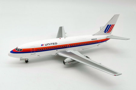 United Airlines - Boeing 737-200 (Inflight200 1:200)