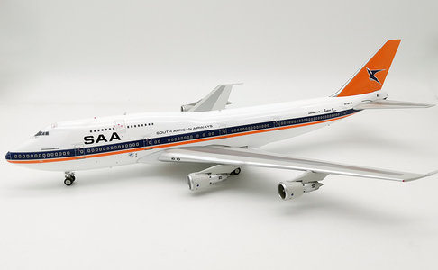 South African Airways - Boeing 747-300 (Inflight200 1:200)
