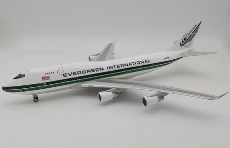 Evergreen International Airlines - Boeing 747-400 (Inflight200 1:200)
