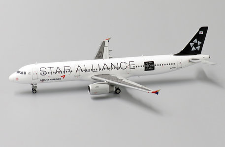 Asiana Airlines - Airbus A321 (JC Wings 1:400)