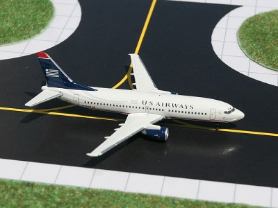 US Airways - Boeing 737-300 (GeminiJets 1:400)