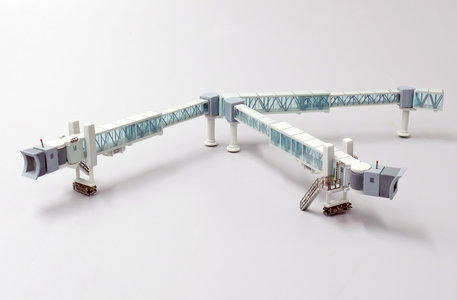 - Air Passenger Bridge (Wide-body Aircraft) (JC Wings 1:400)