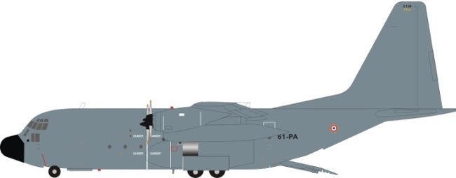 French Air Force (Armée de l´Air) - Lockheed C-130 (JFox 1:200)