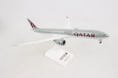 Qatar Airways - Boeing 777-9X (Skymarks 1:200)