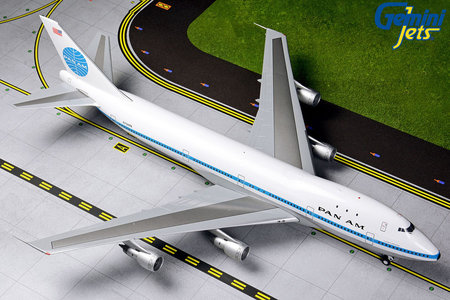 Pan American World Airways - Boeing 747-100 (GeminiJets 1:200)