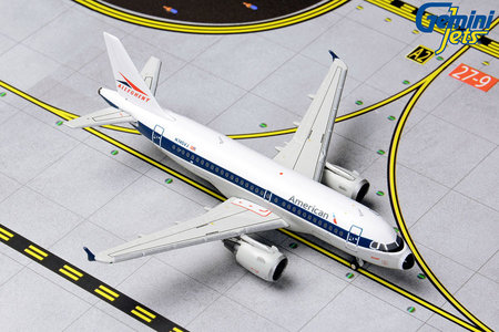 American Airlines - Airbus A319 (GeminiJets 1:400)