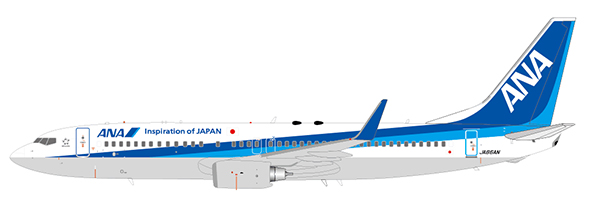 All Nippon Airways - Boeing 737-800 (JC Wings 1:200)