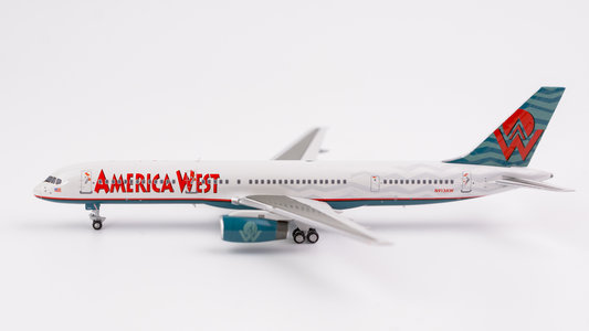America West Airlines  - Boeing 757-200 (NG Models 1:400)