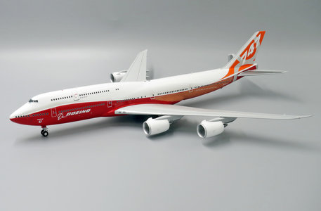 Boeing House Colors - Boeing 747-8i (JC Wings 1:200)