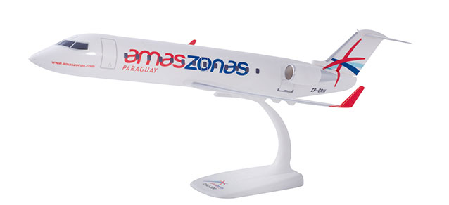 Amaszonas Paraguay - Bombardier CRJ-200 (Herpa Snap-Fit 1:100)