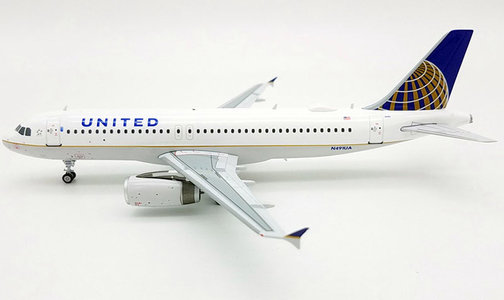 United Airlines - Airbus A320-200 (Inflight200 1:200)