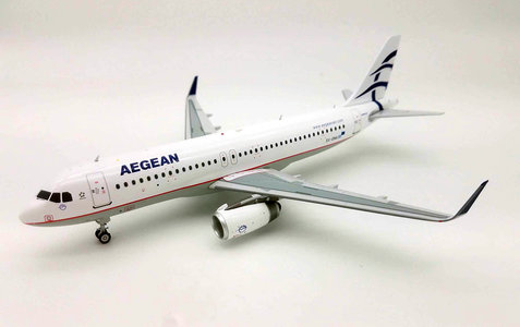 Aegean Airlines - Airbus A320 (Inflight200 1:200)