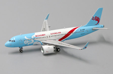 Zhejiang Loong Airlines - Airbus A320NEO (JC Wings 1:400)