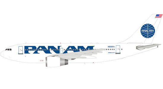 Pan Am - Airbus A310-222 (Inflight200 1:200)