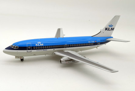 KLM (leased from Transavia) - Boeing 737-200 (Inflight200 1:200)