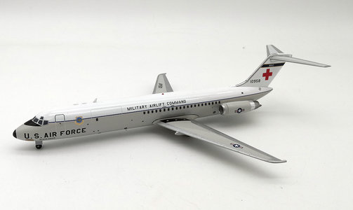 US Air Force - McDonnell Douglas C-9A Nightingale (DC-9-32CF) (Inflight200 1:200)