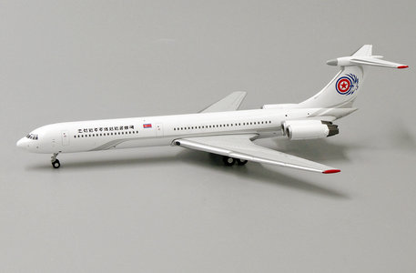 North Korea Government - Ilyushin IL-62M (JC Wings 1:400)
