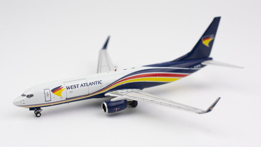 West Atlantic Cargo - Boeing 737-800 (NG Models 1:400)