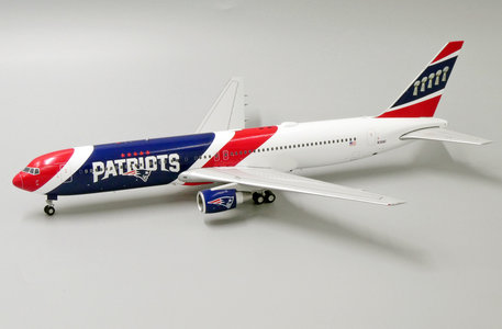 New England Patriots - Boeing 767-300ER (JC Wings 1:200)