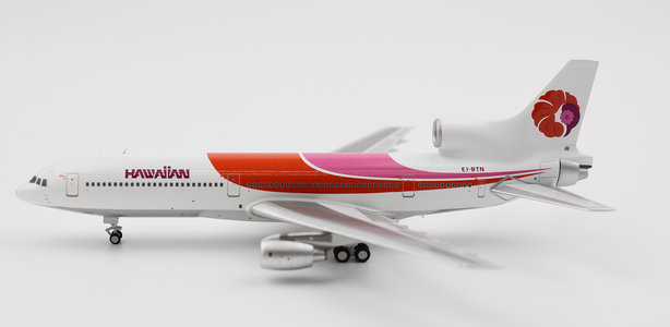 Hawaiian Air - Lockheed L-1011-1 Tristar (NG Models 1:400)