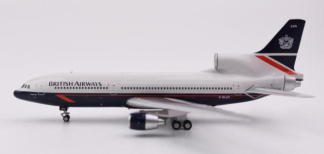 British Airways - Lockheed L-1011-500 Tristar (NG Models 1:400)