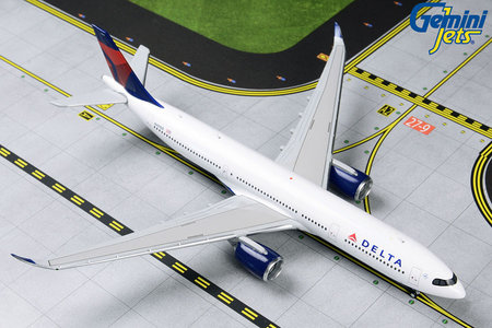 Delta Air Lines - Airbus A330-900neo (GeminiJets 1:400)