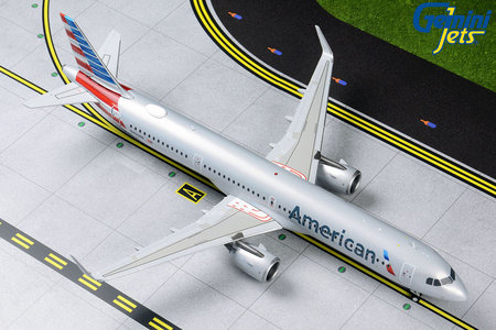 American Airlines - Airbus A321neo (GeminiJets 1:200)