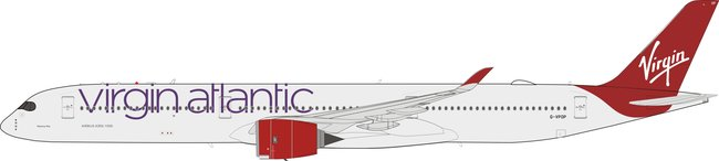 Virgin Atlantic - Airbus A350-1000 (Aviation400 1:400)