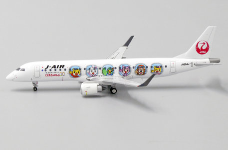 J-Air - Embraer 190-100STD (JC Wings 1:400)