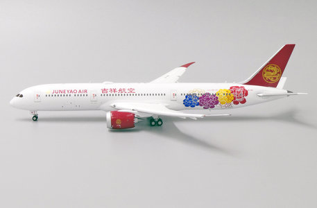 Juneyao Airlines - Boeing 787-9 (JC Wings 1:400)