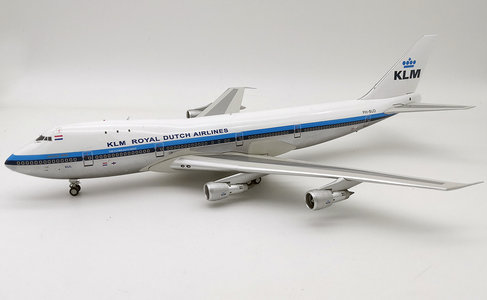 KLM - Royal Dutch Airlines - Boeing 747-200 (Inflight200 1:200)