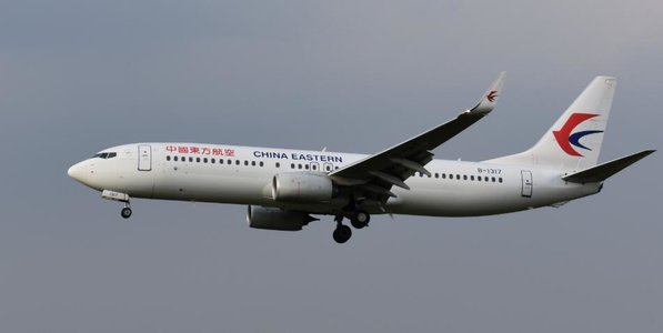 China Eastern Airlines - Boeing 737-800 (Inflight200 1:200)