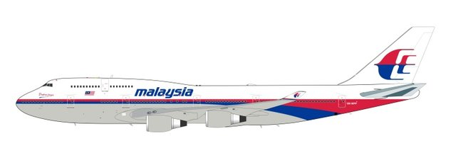 Malaysia Airlines - Boeing 747-4H6 (JFox 1:200)