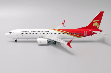 Shenzhen Airlines - Boeing 737 MAX 8 (JC Wings 1:200)