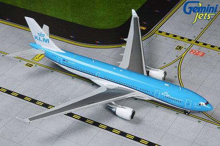KLM Royal Dutch Airlines - Airbus A330-200 (GeminiJets 1:400)