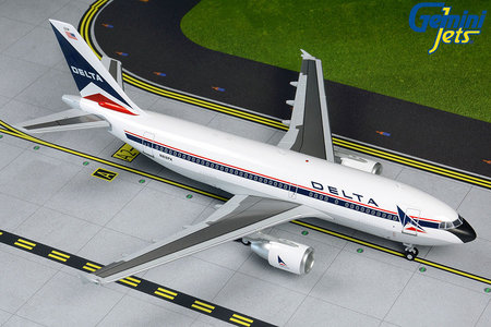 Delta Air Lines - Airbus A310-300 (GeminiJets 1:200)