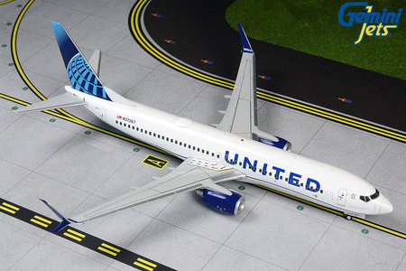 United Airlines - Boeing 737-800 (GeminiJets 1:200)