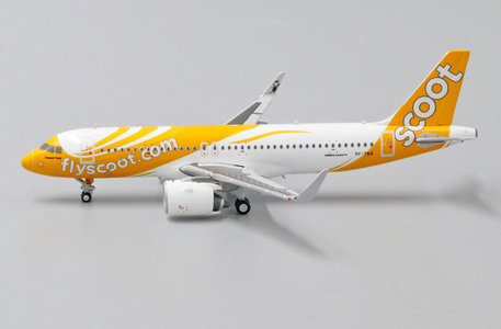 Scoot - Airbus A320neo (JC Wings 1:400)