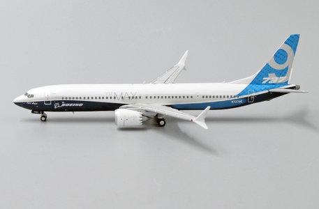 Boeing House Colors - Boeing 737-9 MAX (JC Wings 1:400)