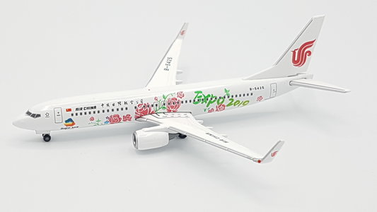 Air China - Boeing 737-800 (Herpa Wings 1:500)