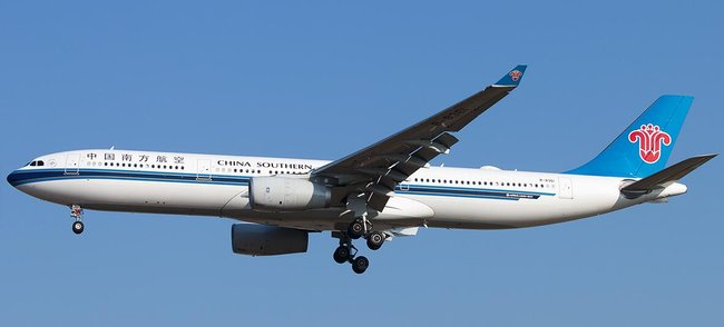 China Southern Airlines - Airbus A330-300 (Aviation400 1:400)