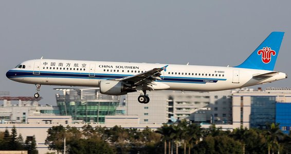 China Southern Airlines - Airbus A321-211 (Aviation200 1:200)