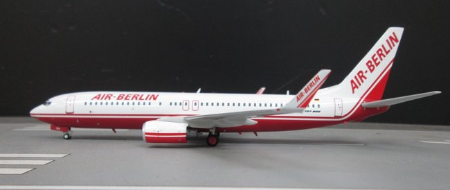 Air Berlin - Boeing 737-86J (Inflight200 1:200)