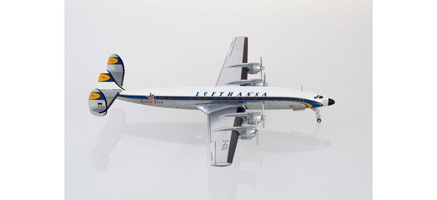 Lufthansa - Lockheed L-1649A (Herpa Wings 1:200)