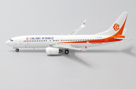 OK Air - Boeing 737-800 (JC Wings 1:400)