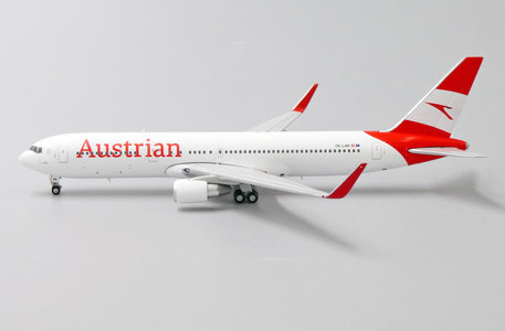 Austrian Airlines - Boeing 767-300ER (JC Wings 1:400)