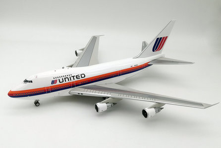 United Airlines - Boeing 747SP-21 (Inflight200 1:200)